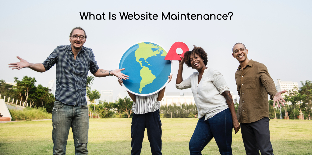 what is website maintenance?